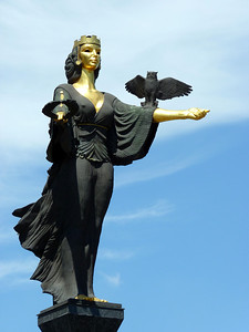 Beautiful Statue