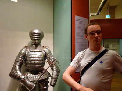 Me And My Armor