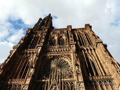 Beautiful Strasbourg Cathedral