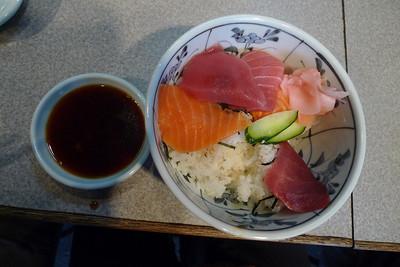 Fish Market Sashimi