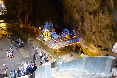 Shrine in Cave