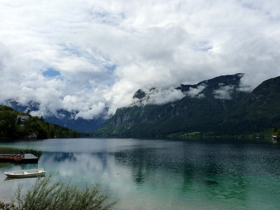 Dramatic Weather at Bohinj