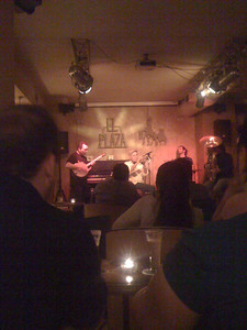 Awesome Jazz in Madrid!