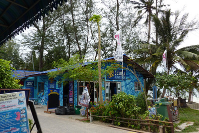 Our awesome dive shop, Scuba Junction